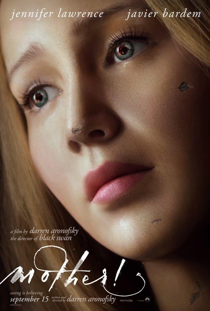 Poster do filme mãe!