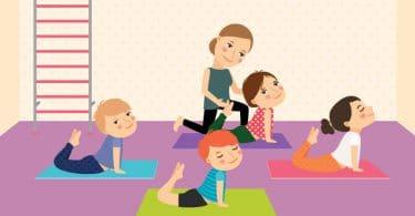 Meditação e Yoga Lúdico.