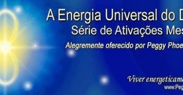 Banner com informações do Curso Energia Universal do Dinheiro