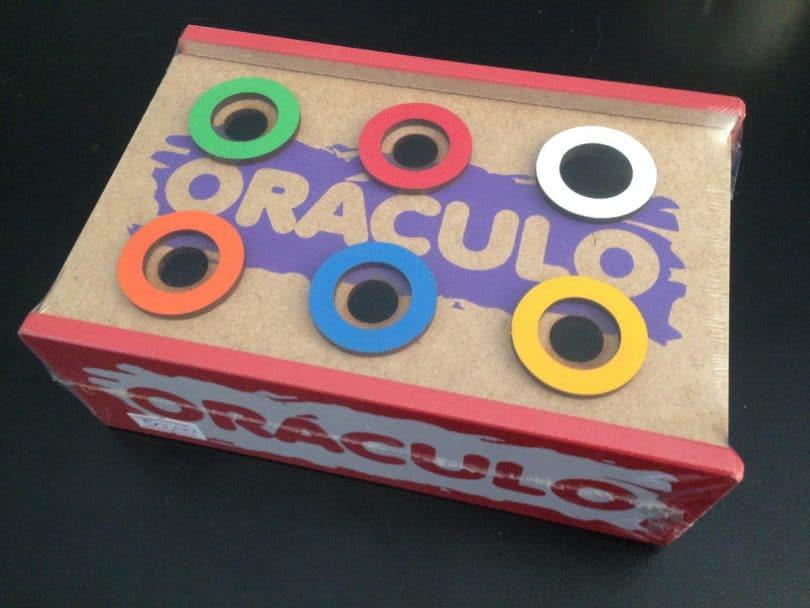 Jogo oráculo