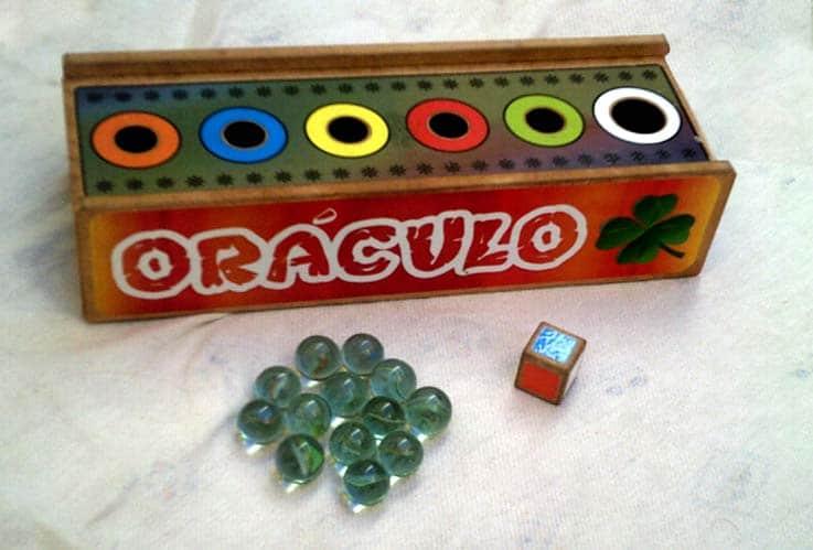 Jogo Oráculo 4 Arquétipos