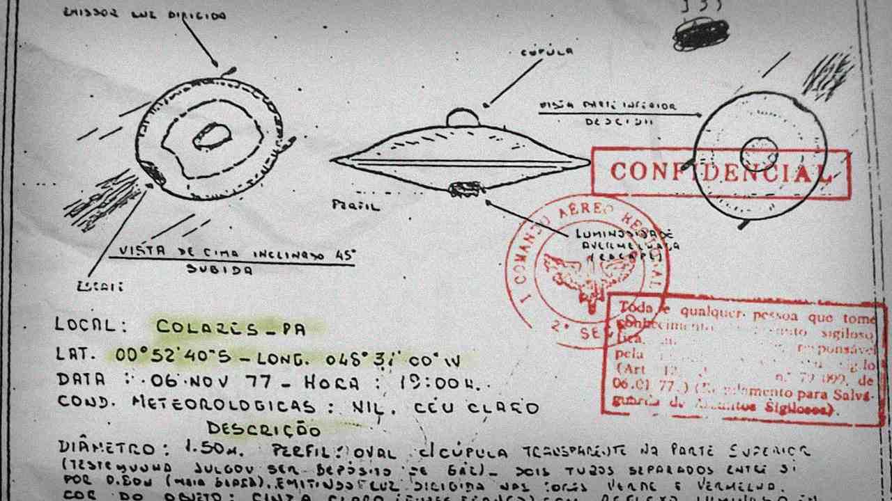 Documento confidencial da Operação Prato.
