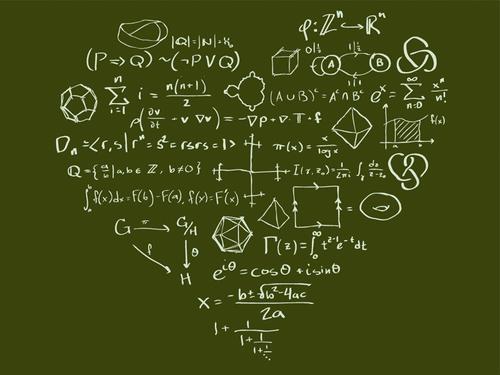 algoritmo do amor