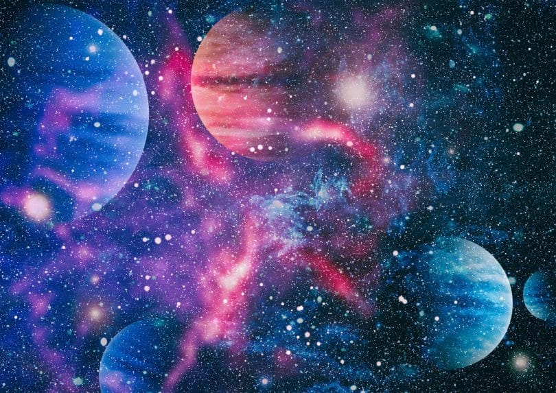 Transição planetária.
