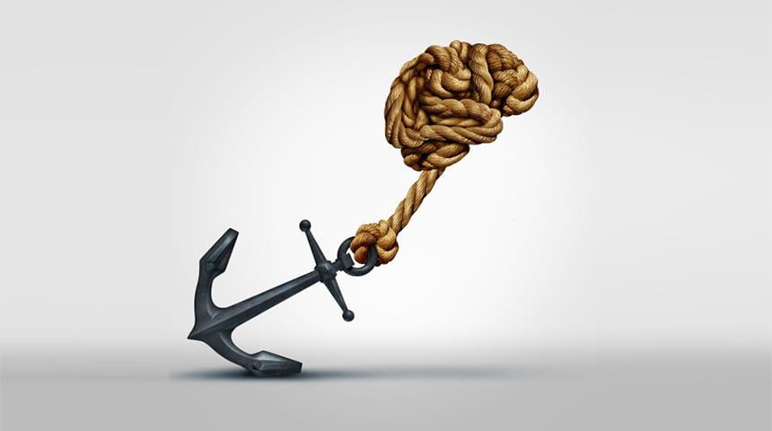 Cérebro ancorado