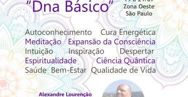 ThetaHealing básico em São Paulo Zona Oeste.