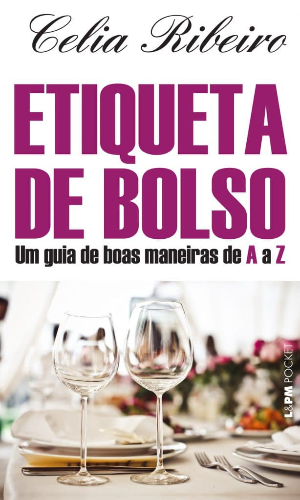 Livro Etiqueta de Bolso