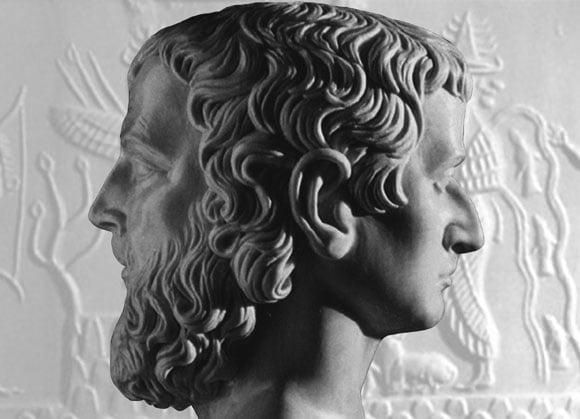 Escultura dual