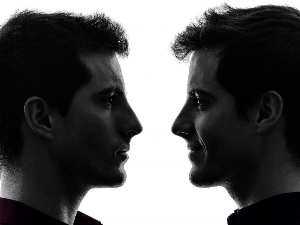 Dualidade do ego.