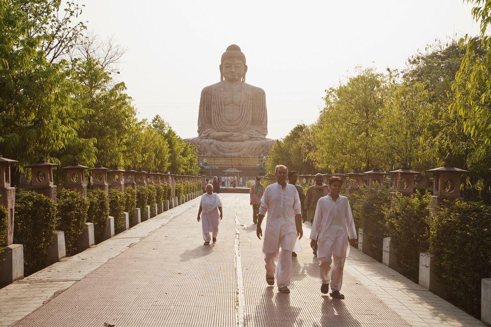 Monumento Bodhgaya