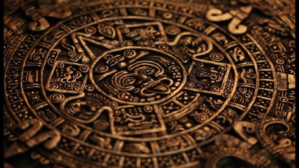 Calendário maia.