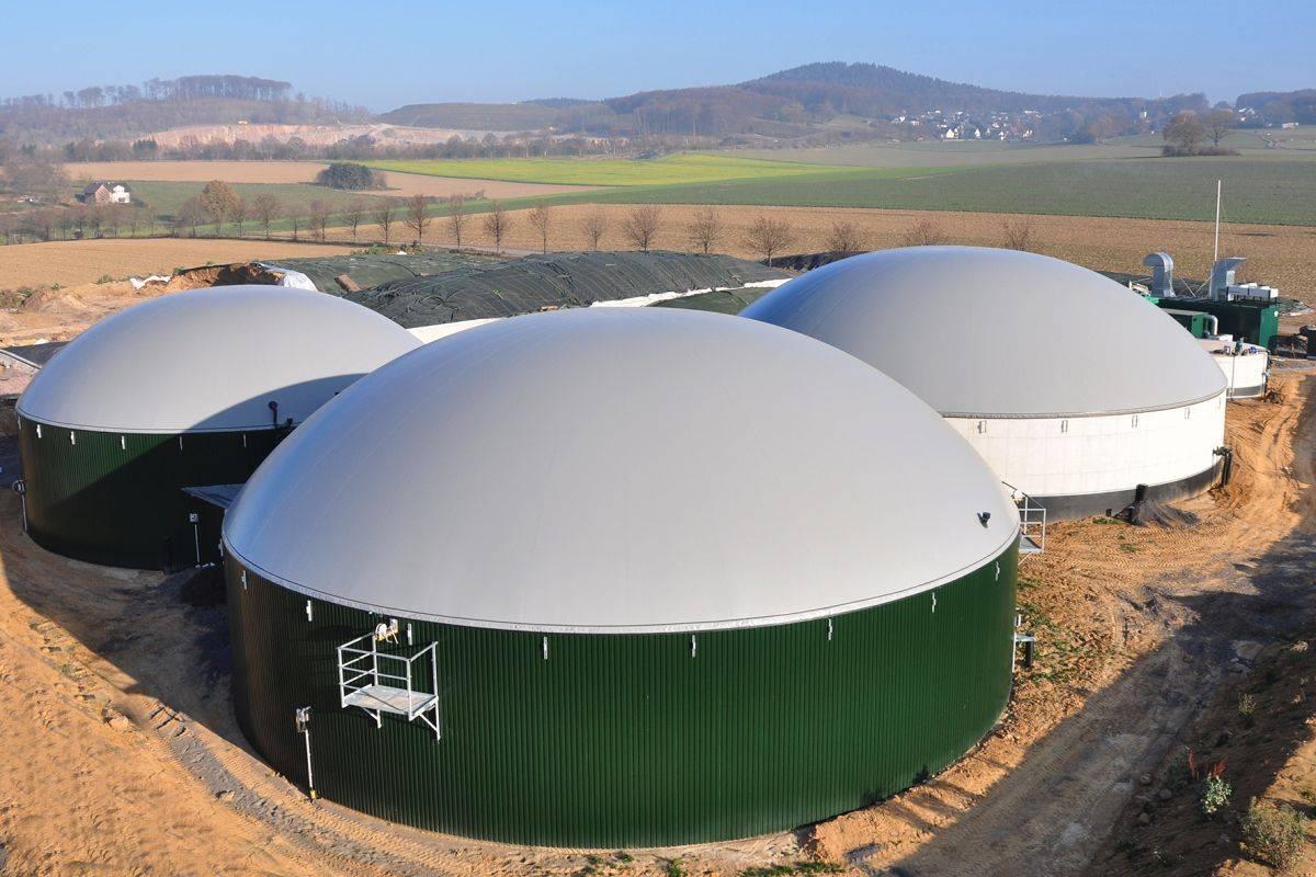 Usina de bioenergia do Paraná.