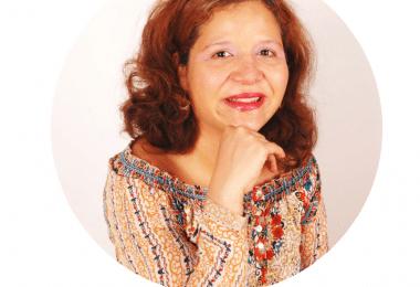 Fotografia de perfil da psicóloga Dra. Euri Mérida