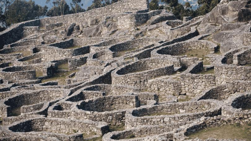 Vilarejo celta na Espanha