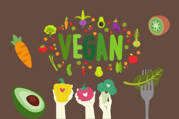 Ilustração Veganismo