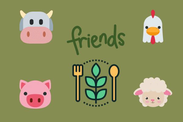 Ilustração Amigo dos animais