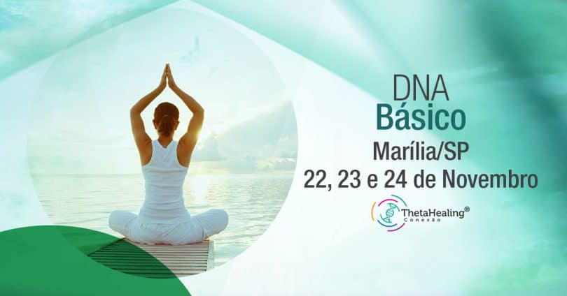Flyer Curso de DNA BÁSICO