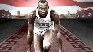 Fotografia de Jesse Owens.