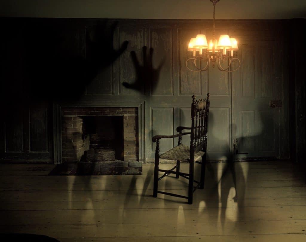 Sombras na sala