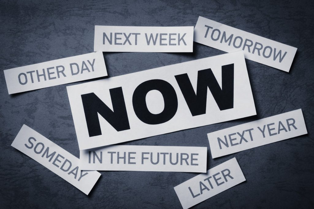 Como parar de procrastinar?