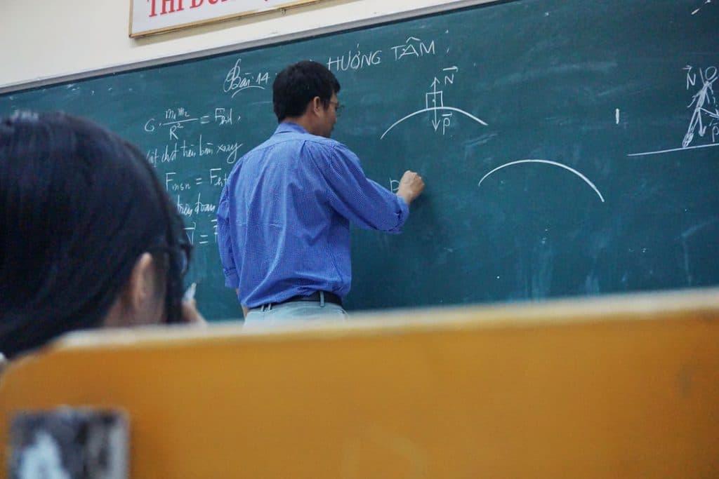 Aula de física