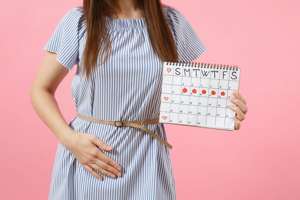 Como calcular ciclo menstrual