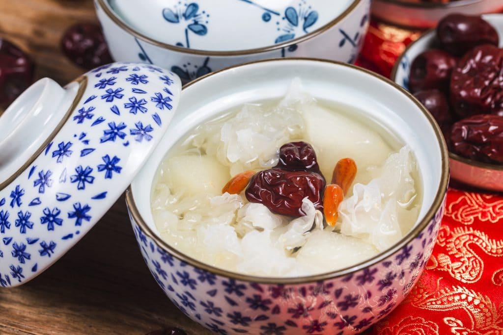 Sopa de Inhame