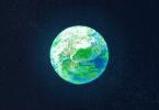 Ilustração de planeta Terra