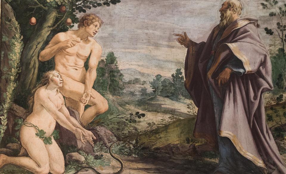 Adão, Eva e o Criador