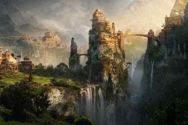 Reino de Shambala.