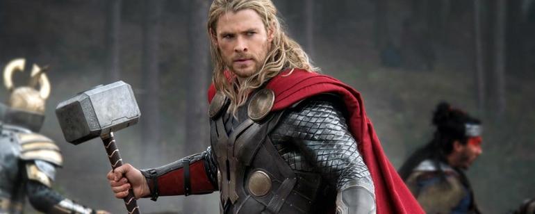 Personagem Thor.