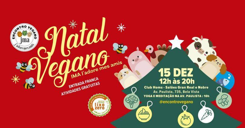 Flyer Natal Vegano