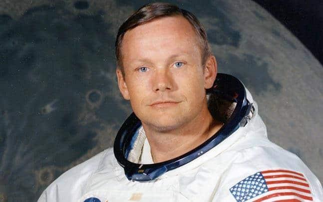 Foto de Neil Armstrong, astronauta