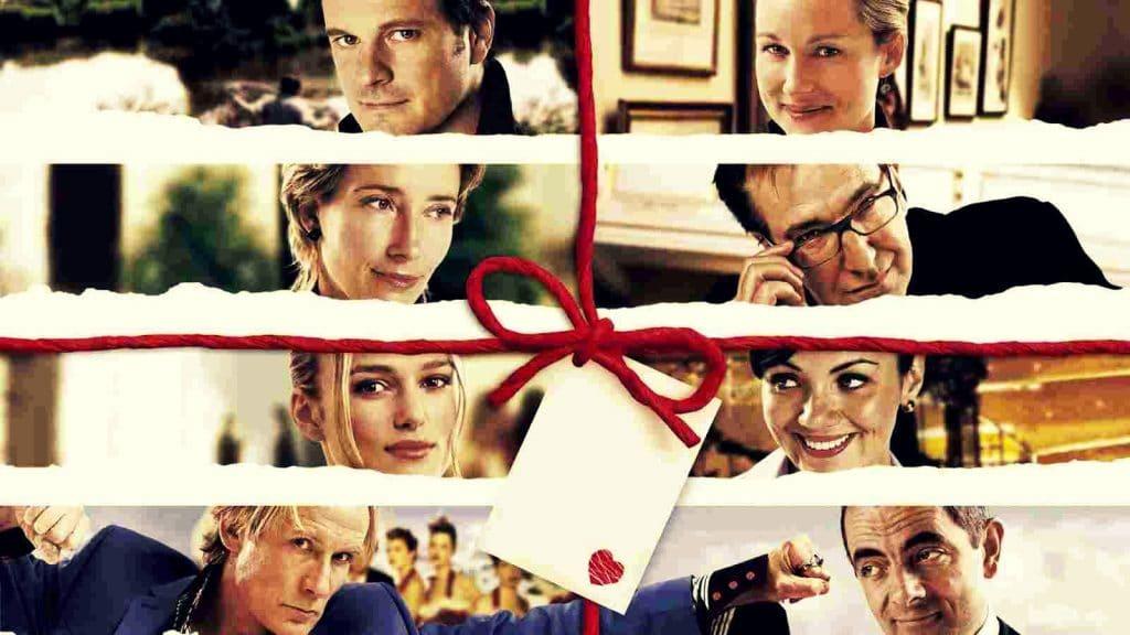"""Pôster do filme """"Simplesmente Amor""""."""