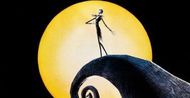 """Cena do filme natalino """"O Estranho Mundo de Jack""""."""