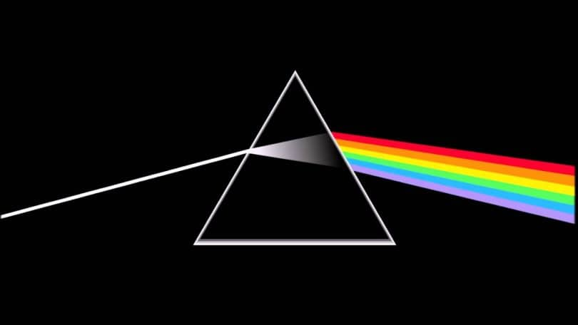 Capa do álbum do Pink Floyd
