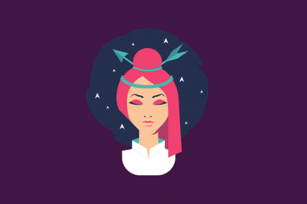 Mulher de Sagitário