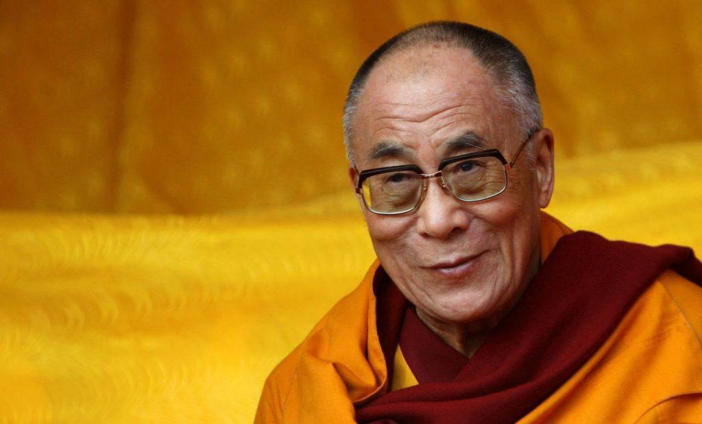 Líder espiritual Dalai Lama