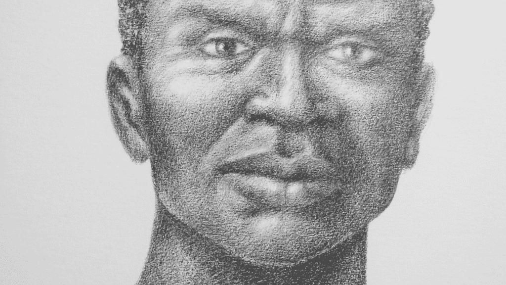 Retrato de Zumbi dos Palmares