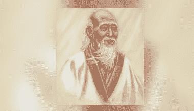 Ilustração do Lao-Tsé