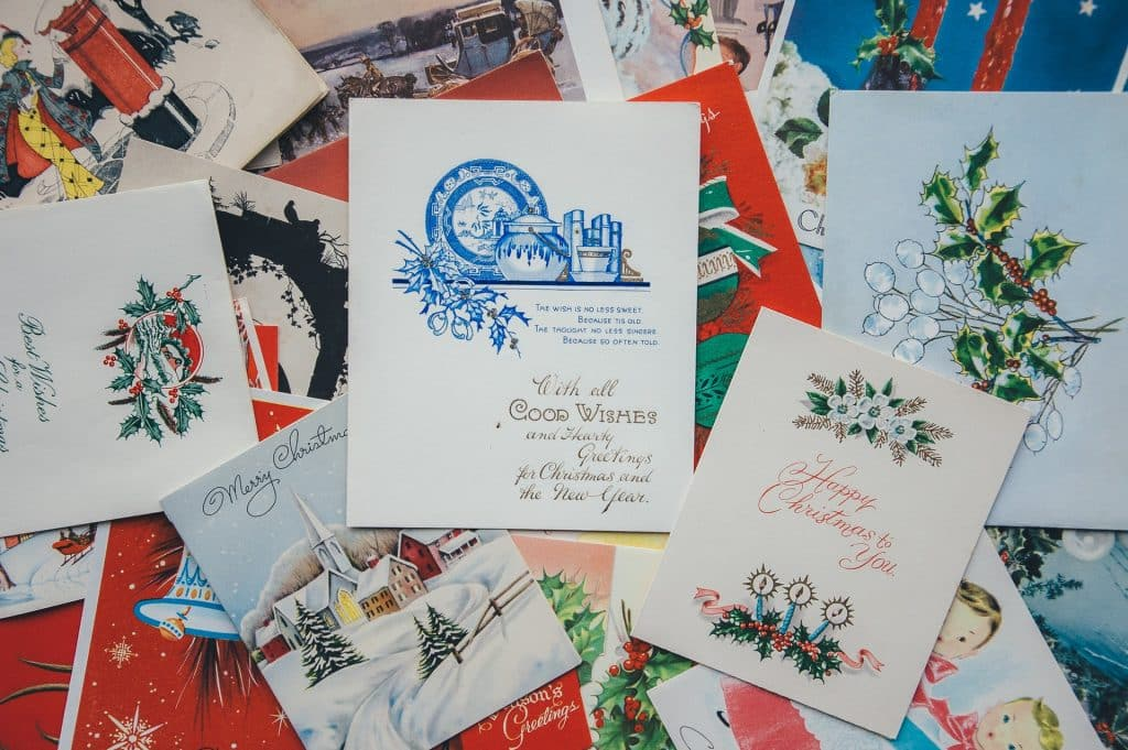 Cartas de Natal.