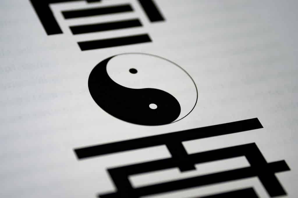 Símbolo do Yin-yang
