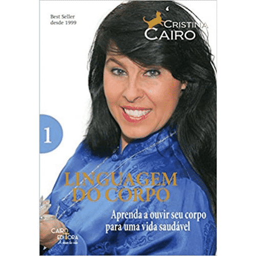 Linguagem do corpo Cristina Cairo