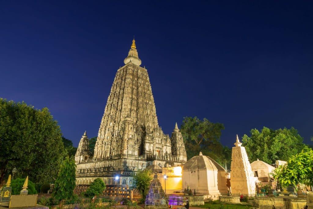 Templo de Bodhgaya.