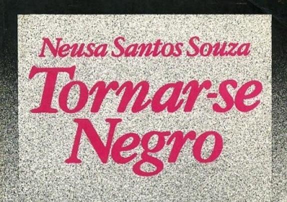 """Foto da capa do livro """"Tornar-se Negro"""""""