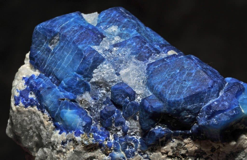 Pedra azul.