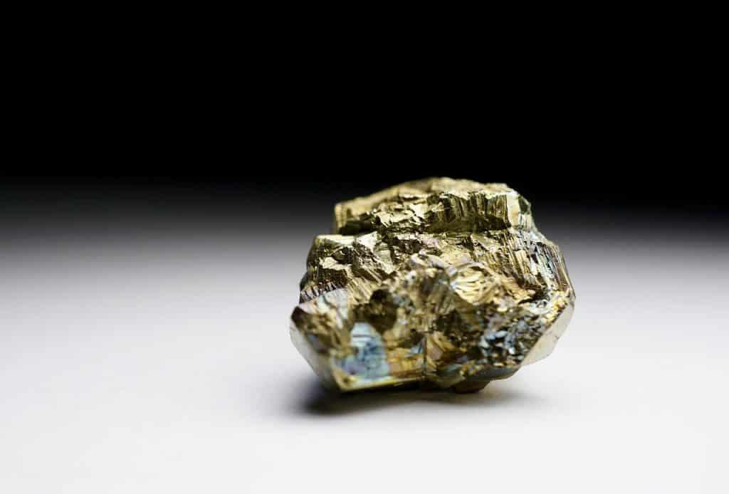 Pedra de Pirita.