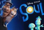 Pôster de divulgação do filme Soul.