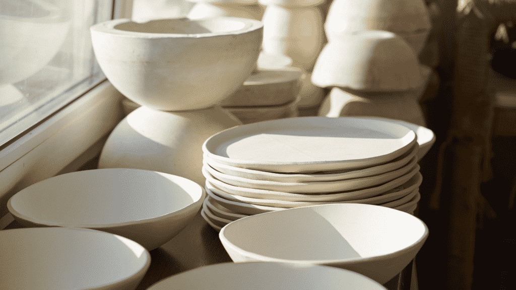 Produtos de cerâmica