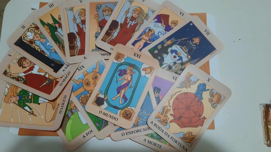 Foto do Tarot da Prosperidade